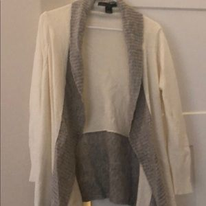 Love Stitch Sweaters - Multi length neutral colored sweater